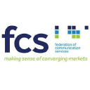 Federation Of Communication Services logo icon