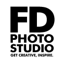 Fd Photo Studio logo icon