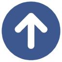 Feature Upvote logo icon