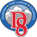 Fountain-Fort Carson School District 8 logo