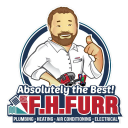 F.H. Furr Plumbing, Heating & Air Conditioning, Inc. logo