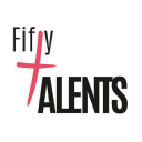 Fifty Talents logo icon