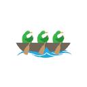 financialducksinarow.com logo icon