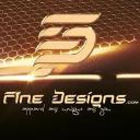 Fine Designs logo icon