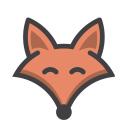 Finfox logo icon