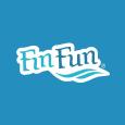 Fin Fun Mermaid Logo