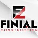 Finial Construction Logo