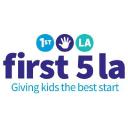 First 5 La logo icon