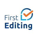 First Editing logo icon