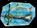 Fish Creek Music logo