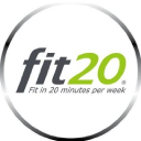 Fit20 logo icon