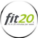 Fit20 logo icon