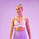 Fit Girl's Diary logo icon