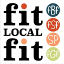Fit Local Fit logo icon