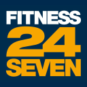 Fitness24 Seven logo icon