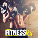 Fitness Rx For Women logo icon