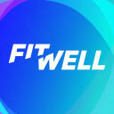 Fit Well logo icon