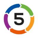 Five Crm logo icon