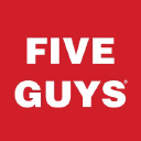 Read Five Guys, Leicester Reviews