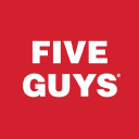 Five Guys Company Logo