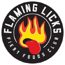 Flaming Licks logo icon