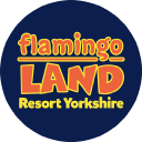 Flamingo Land logo icon