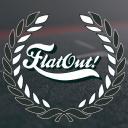 Flat Out logo icon