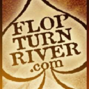 Flop Turn River logo icon
