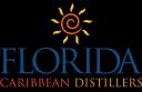 Florida Caribbean Distillers logo icon