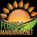 Florida Marijuana logo icon