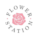 Flower Station logo icon
