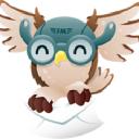 Fluttermail logo icon