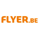 Flyer logo icon