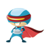 Flyer Heroes logo icon