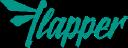 Flapper logo icon