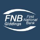 First National Bank of Giddings logo