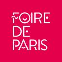 événement réalité virtuelle : Cohésion événement réalité virtuelle - Logo de l'entreprise Foire de Paris 2017 pour une préstation en réalité virtuelle avec la société TKorp, experte en réalité virtuelle, graffiti virtuel, et digitalisation des entreprises (développement et événementiel)