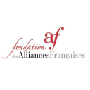 Fondation Alliance Française logo icon