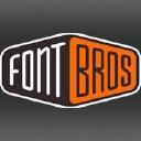 Font Bros logo icon