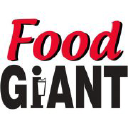 Food Giant Supermarkets Company Logo