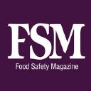 Food Safety Magazine logo icon