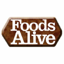 Foods Alive logo icon