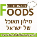 Foods Dictionary logo icon