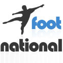 Foot National logo icon