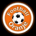 Football Oranje logo icon
