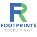 Footprints Recruiting logo icon