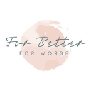 For Better For Worse logo icon