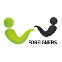Foreigners logo icon