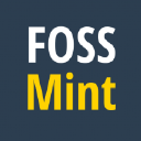 Foss Mint logo icon