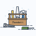 founderkit.com logo icon